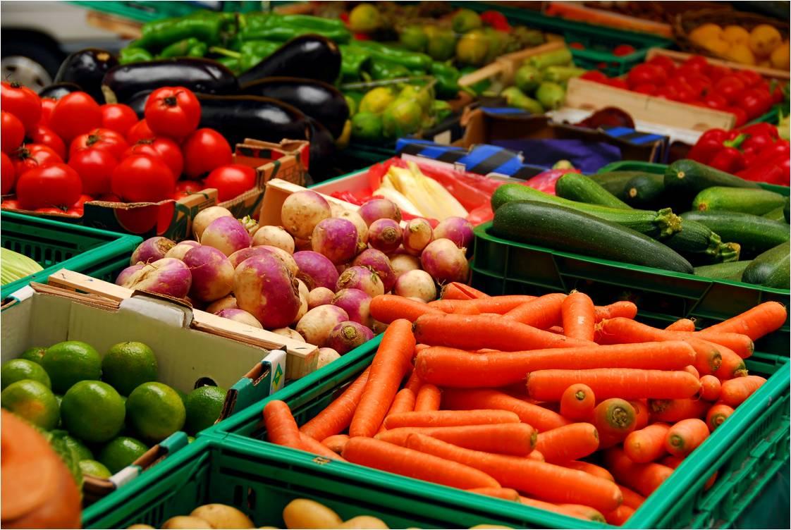 Vegetable-Danish-Words
