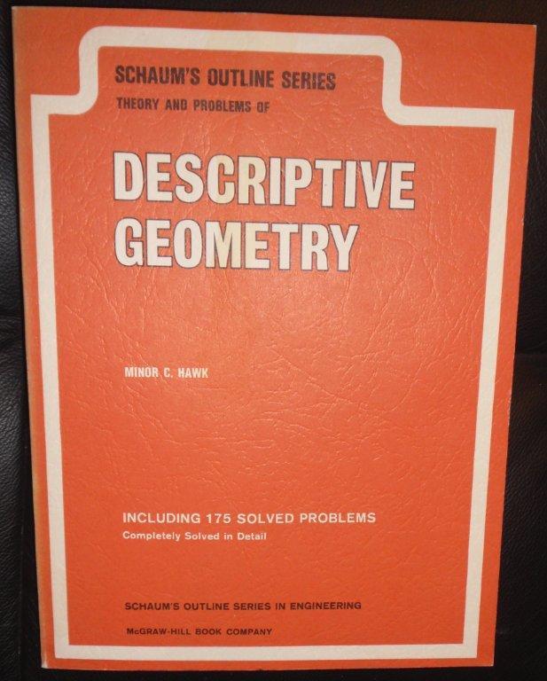 Schaums Descriptive Geometry