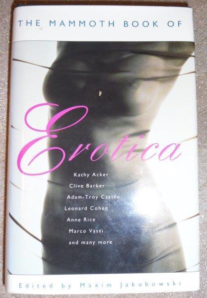 Mammoth Book of Erotica
