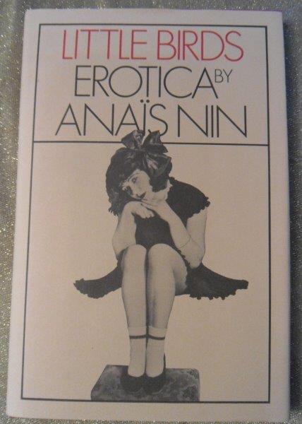 Erotic by Anais Nin
