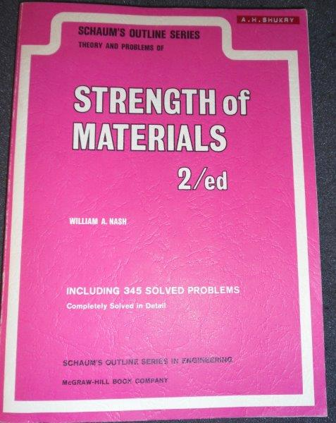 Schaums Strength of Materials