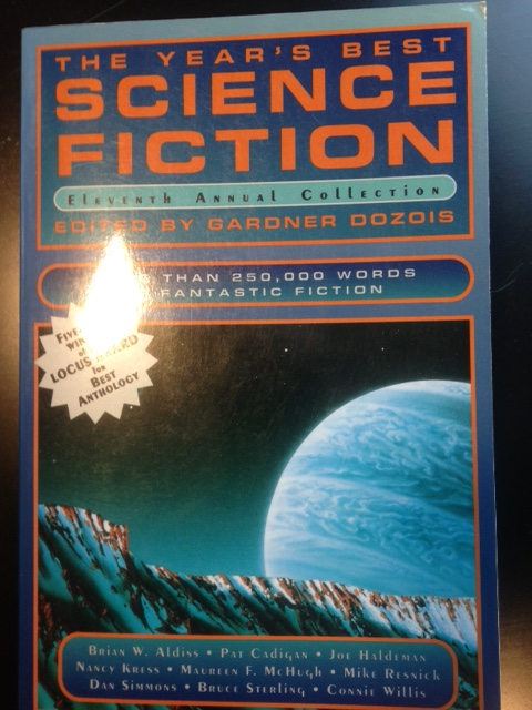 Eleventh Annual Year's Best  Science Fiction by Gardner Dozois