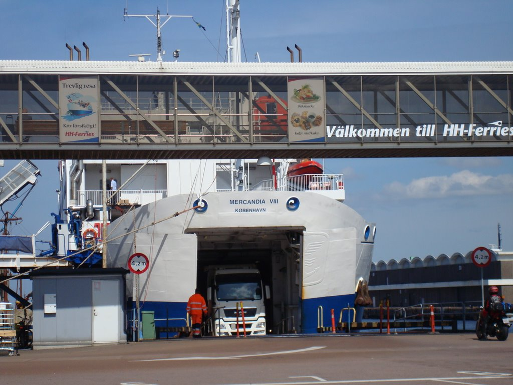 HH Ferry Sweden