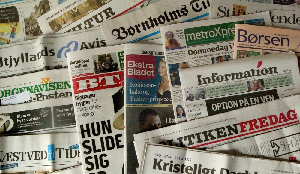 danish-newspapers