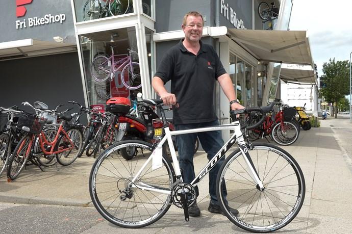 buy a bike in denmark