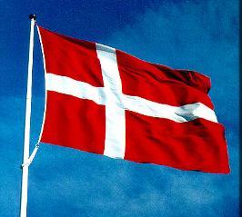 danish flag dannebrog