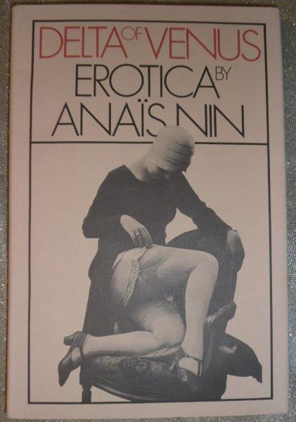 Erotic by Anais Nin