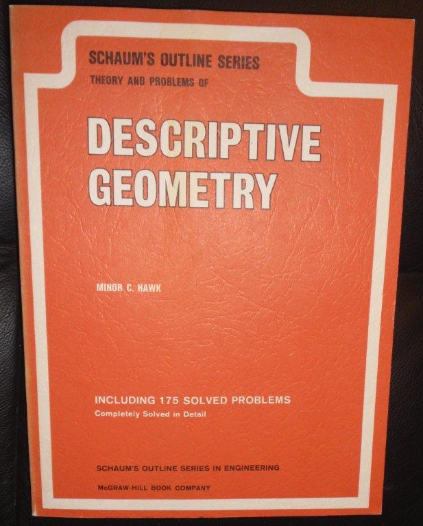 Schaums Descriptive Geometry