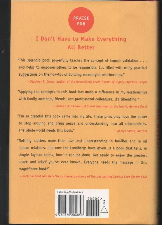 Make Everything All Better
