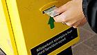klippekort ticket machine in denmar