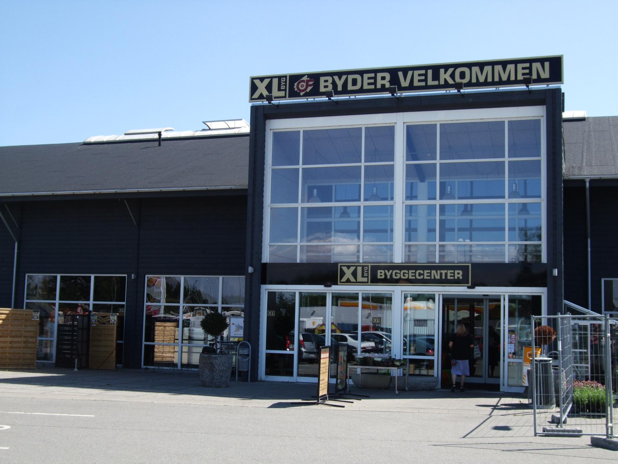 Shops in Denmark