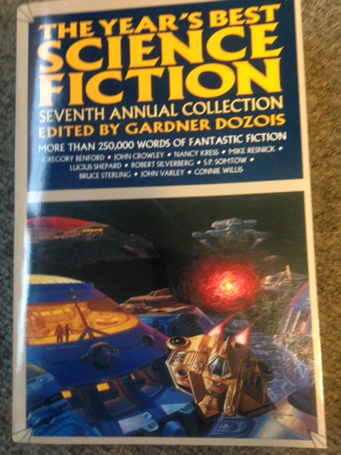 Seventh Annual Year's Best  Science Fiction by Gardner Dozois