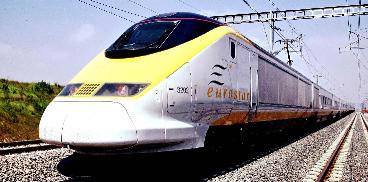 denmark bullet train