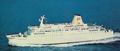 ferries to denmark