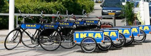free bicycles in denmark