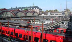 copenhagen train station