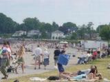 klampenborg beach