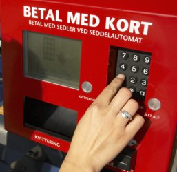 self serve pumps denmark