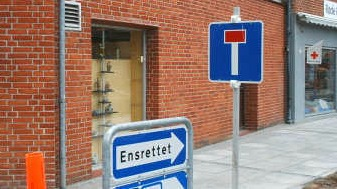stupid traffic signs in denmark