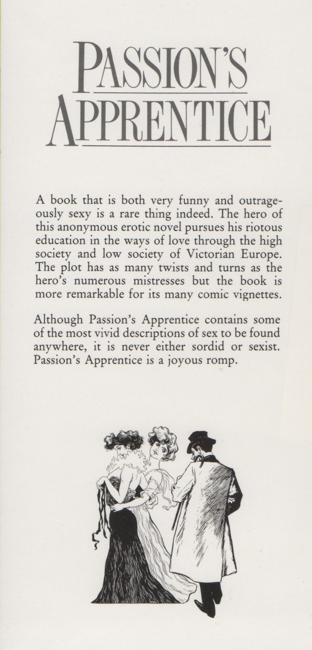 Passion's Apprentice