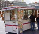 danish hot dog stand