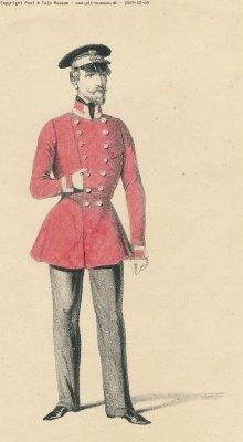 denmark-postal-uniform