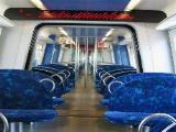 danish commuter train inside