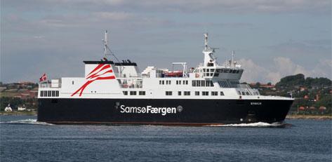 samsø ferry
