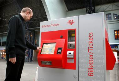 tickets for transport in denmark