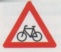 bicycle traffic allowed