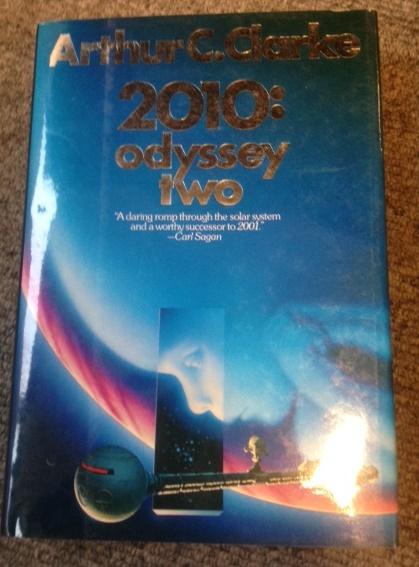 2010 Space Odyssey by Arthur C Clarke