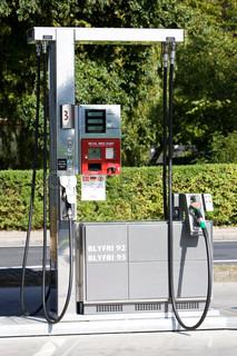 gas station pump denmark