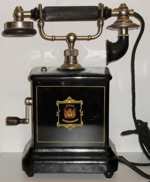 Danish-telephone