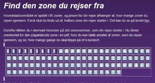 Movia Zone Calculator