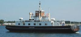 ferries in denmark