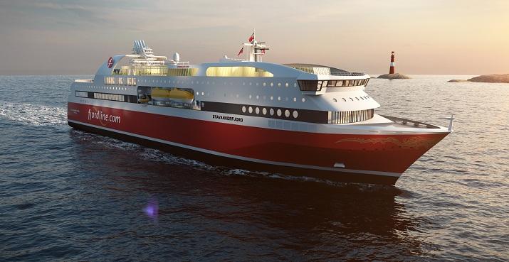 stavanger ferry