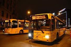 night bus denmark