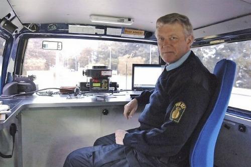 denmark police traffic vans